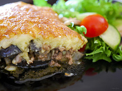 Traditional Greek Moussaka