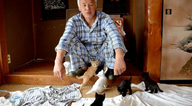 The last man in Fukushima